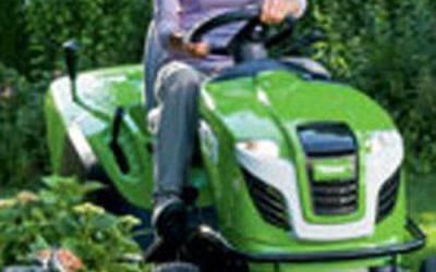 Tracteur de Pelouse
